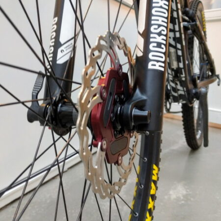 MTB brake force sensor